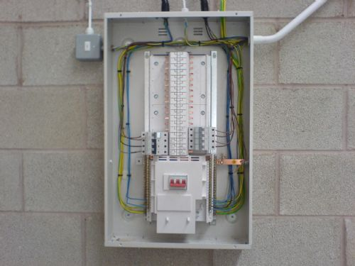K-Tec Electrical Blackpool Comercial Services